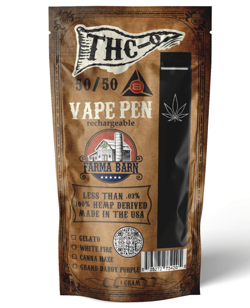 THC_O D8 vape